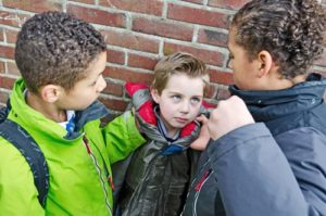 Bullies, and bullying victims, are often more likely to partake in risky behaviors.