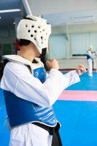 Consistency is key for martial arts schools.