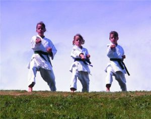 Happy students can help boost attendance at martial arts schools.
