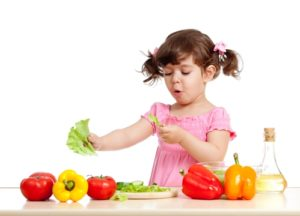 It's important for children to start leading a healthy lifestyle now to avoid health problems in the future.
