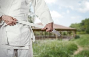 Many celebrities study martial arts outside of their film sets.