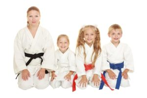 Martial arts can benefit students of all ages.