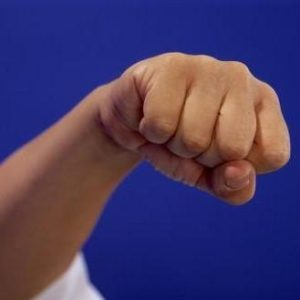 Martial arts can help students better manage feelings of anger.