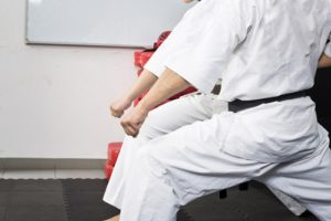 Martial arts can teach you more than how to defend yourself - you can also learn life lessons.