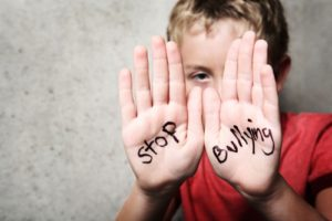 Martial arts help in the fight against bullying.