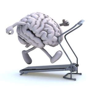 Physical activity plays a positive role in brain health.