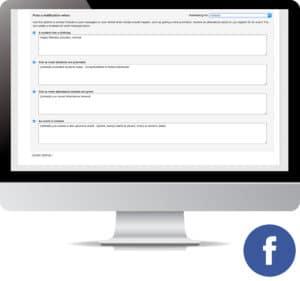 Kicksite social media auto post software example