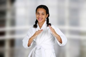 Teens can take part in martial arts to avoid health problems down the road.