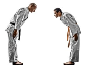 Martial arts for stress relief: Breathing