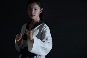 Women have been very successful in the martial arts world.