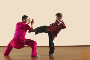 Martial arts classes provide students the tools they need to succeed in life.