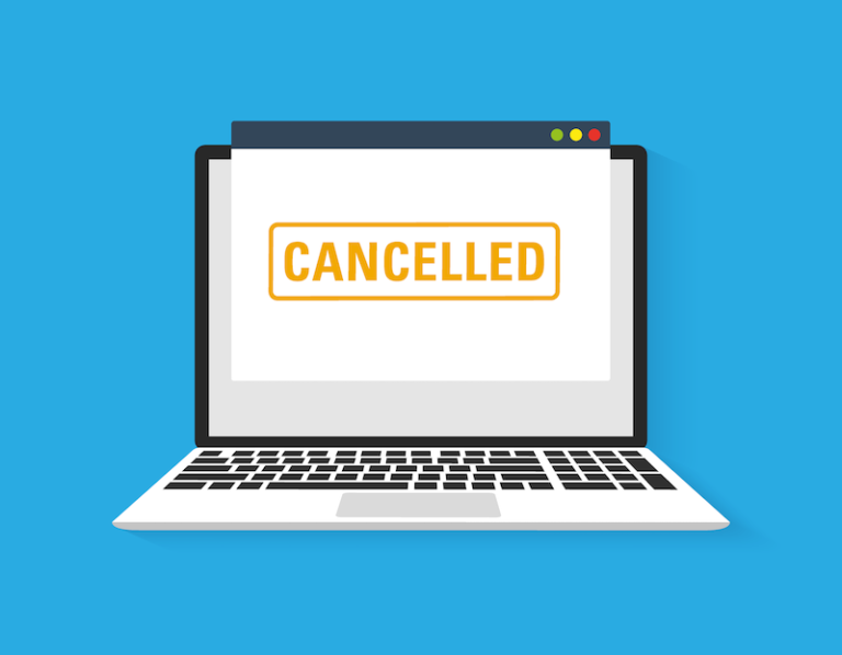 Preventing cancellations