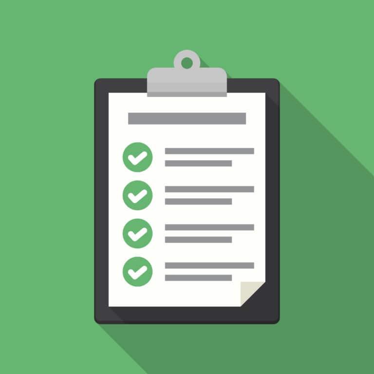 Gym Owner's Checklist