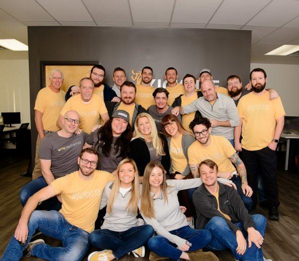 Kicksite team photo