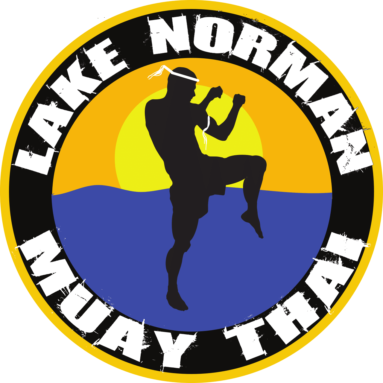 Lake Norman Muay Thai Logo