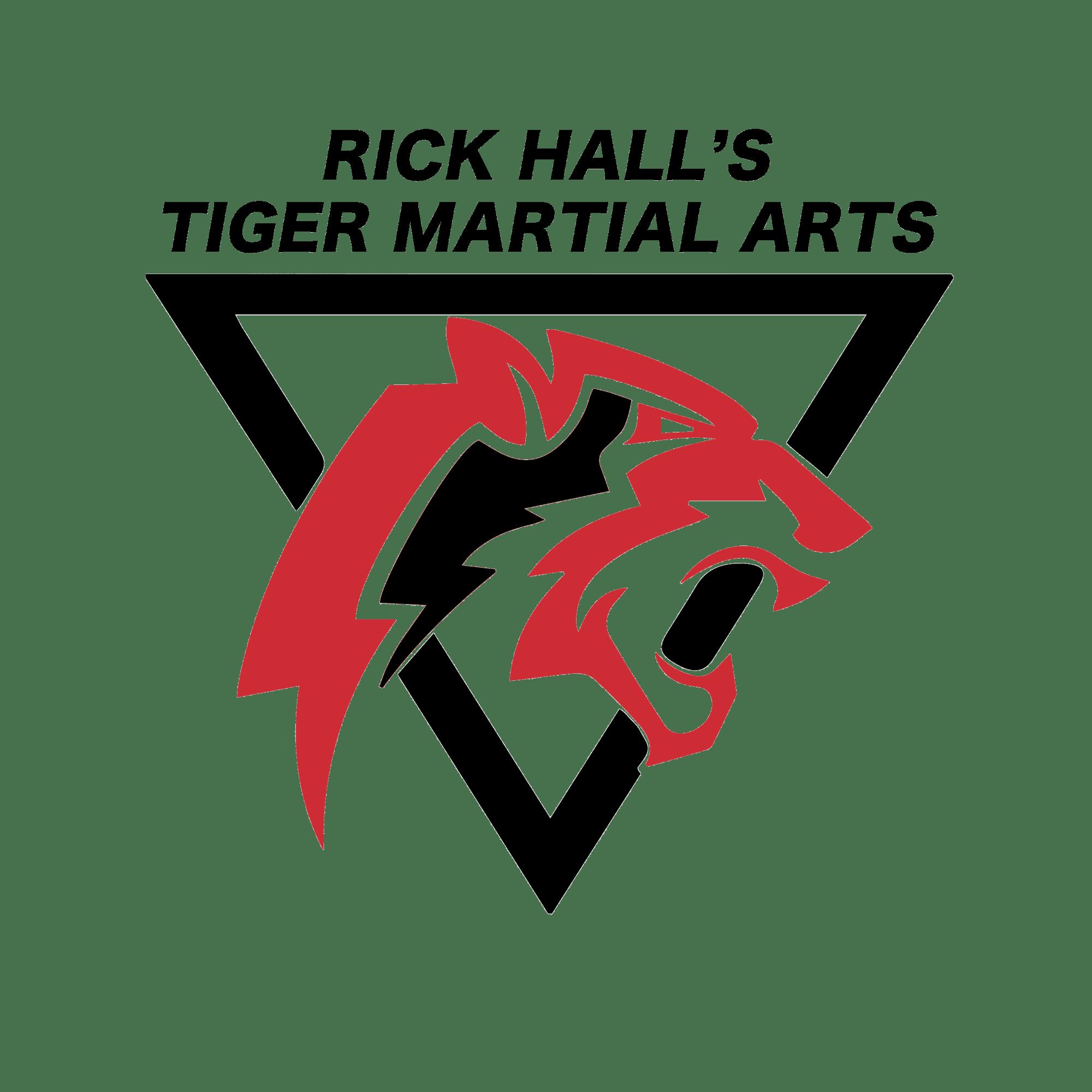 Rick Hall tkd Logo