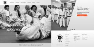Gentle Art Dojo Martial Arts Website