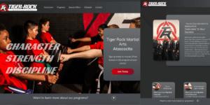 Tiger Rock Martial Arts Website